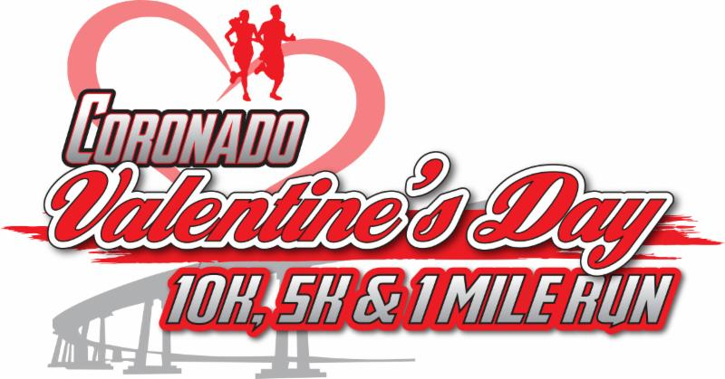 Coronado Valentine_s Day 10K_ 5K_ and 1 Mile Run