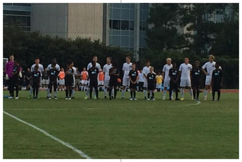 Emory University Soccer Game