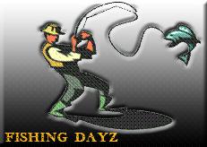Fishing Dayz Logo II
