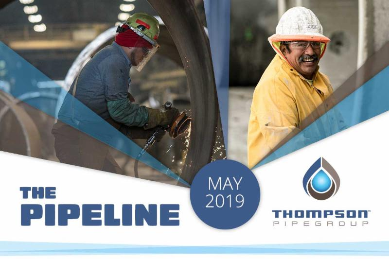 Pipeline May 2019