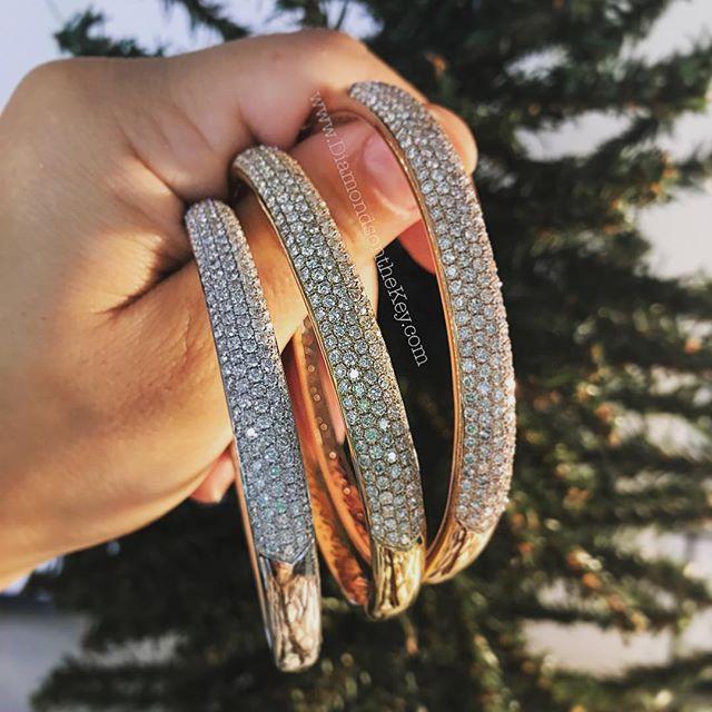 I think these Diamond Bracelets are on everyone's #WishList