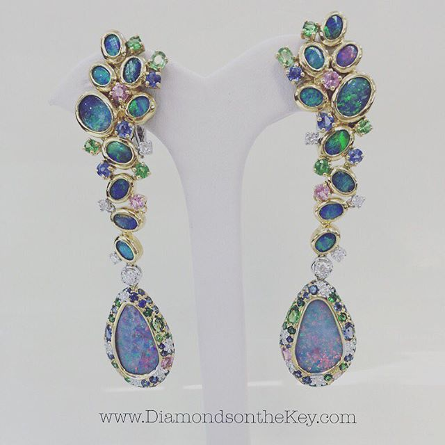 #Opal is the #Birthstone of #October