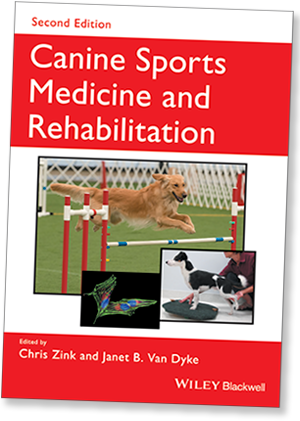 Canine Sports Medicine and Rehabilitation book cover