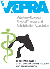 VEPRA and ECVSMR logos