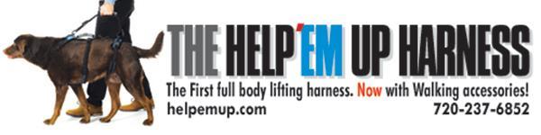 Help _Em Up Blue Dog Designs banner ad
