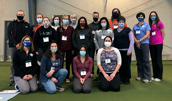 Clinical Applications class Feb. 26, 2021