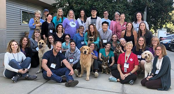 September Canine Sports Medicine class