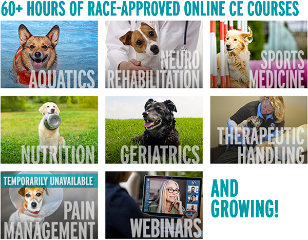 CRI Member Library 60_ hours of RACE-approved Online CE Courses