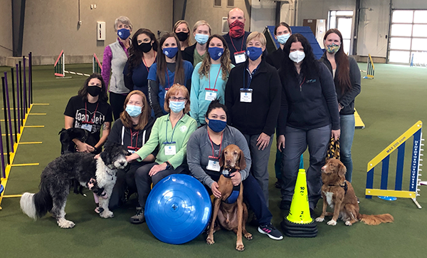 Canine Rehabilitation Veterinary Nursing