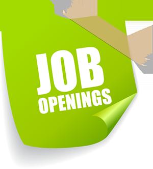 Job openings graphic