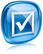 Survey check box