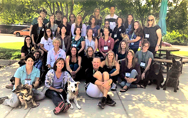 September Introduction to Canine Rehabilitation class