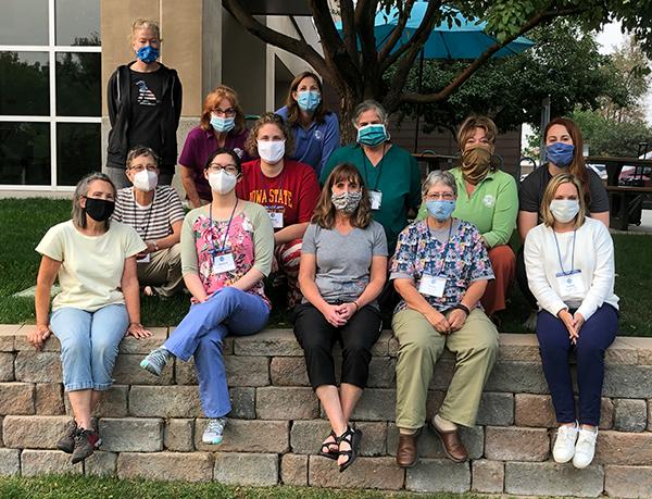 Clinical Skills September 2020 lab class