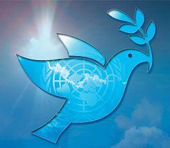 International Peace Day Logo