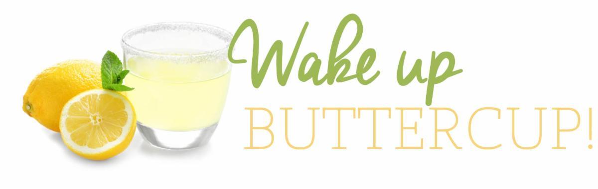 FHF Wake up Buttercup Spa Mani Pedi