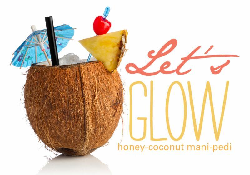 Let's Glow FHF spa mani/pedi