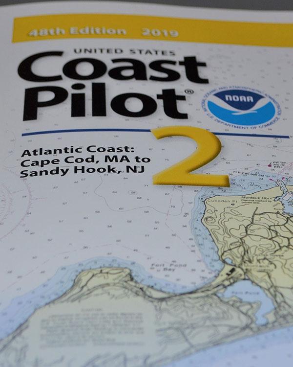 Coast Pilot publication volume 2