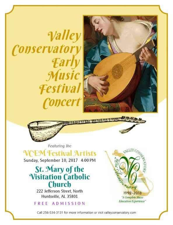 Early Music Festival 2017