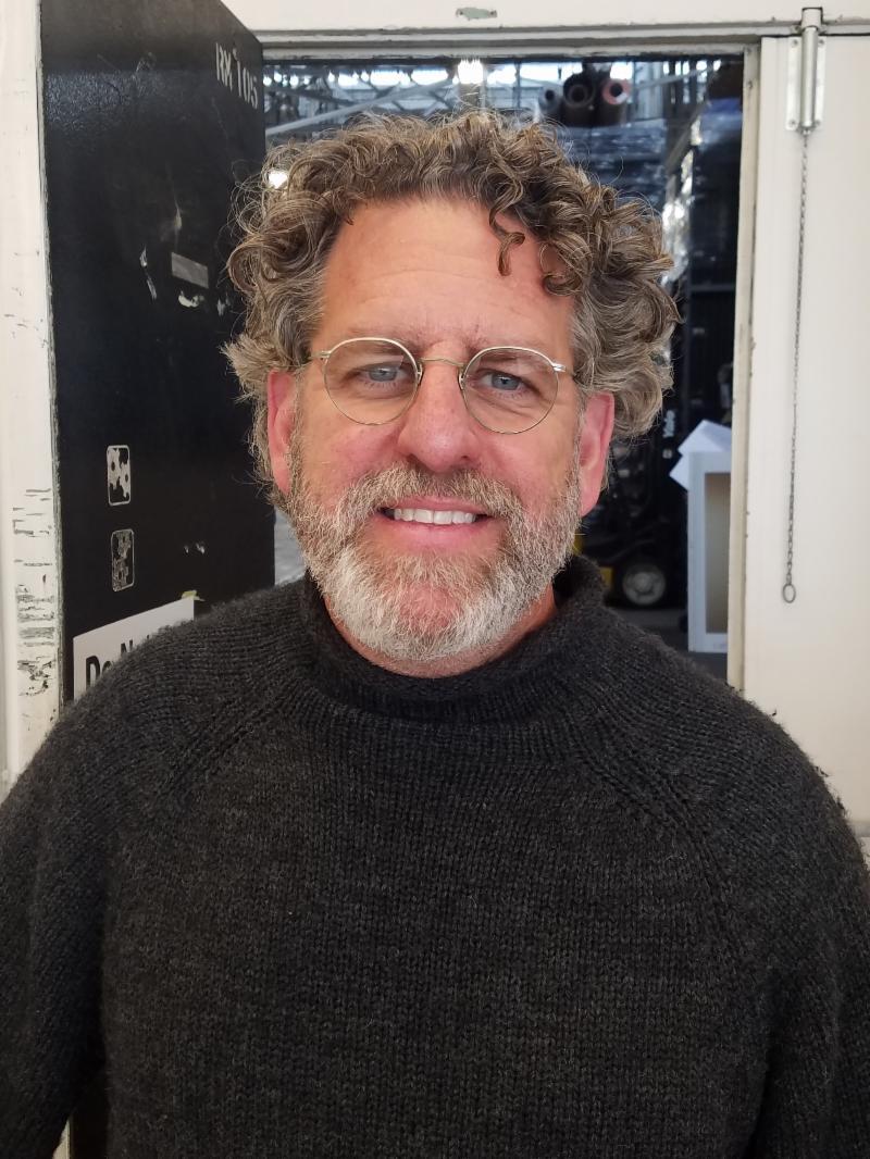 Brian Linke - Lead Fabricator