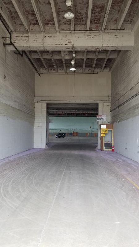 Hangar 3 - Entrance