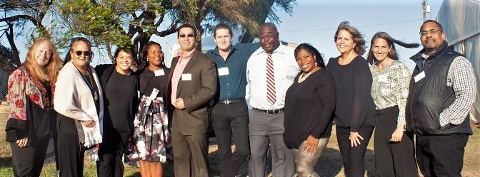 One Treasure Island - Staff Group Photo