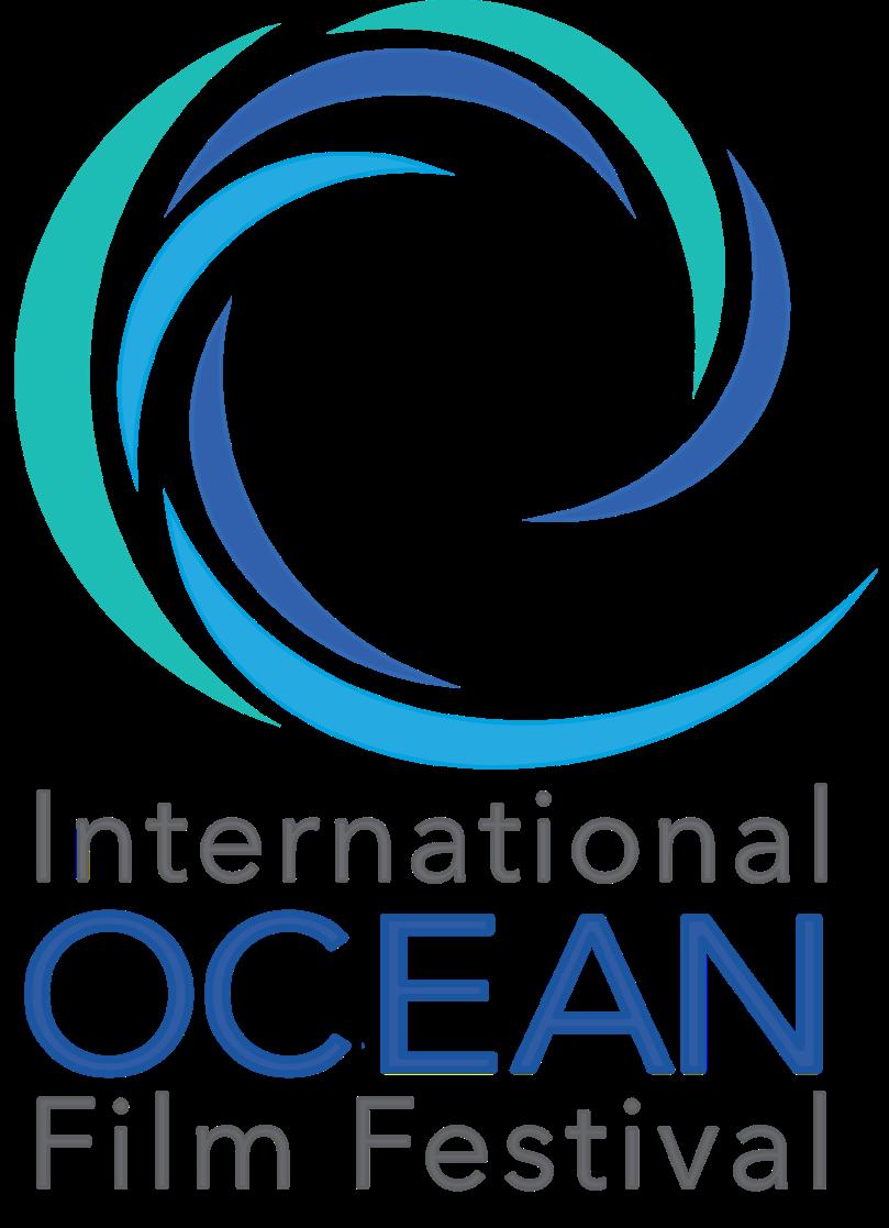 Logo of the International Ocean Film Festival