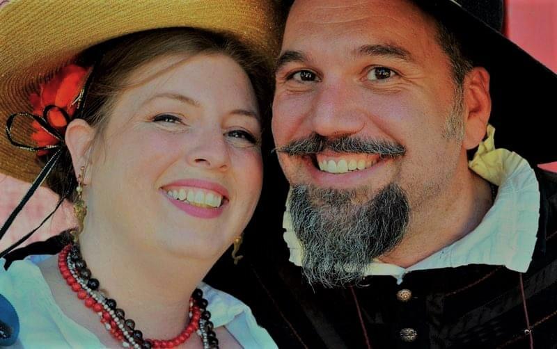 Megan and Husband Jeff