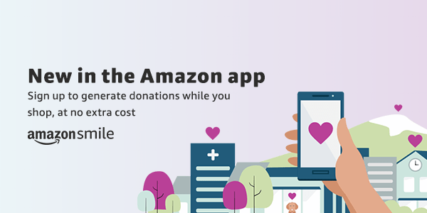Amazon Smile Email Banner