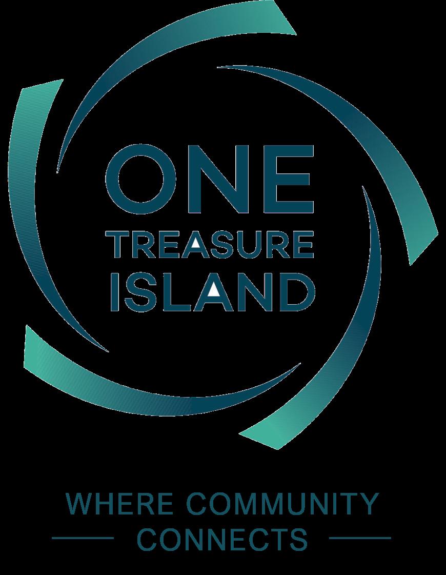 One Treasure Island Logo