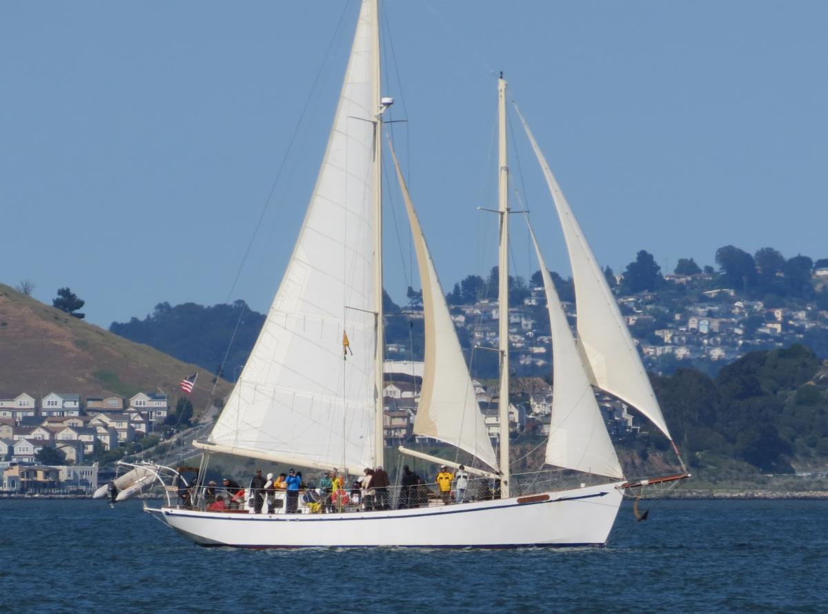 The Schooner Seaward