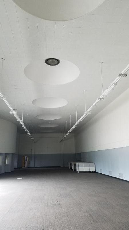 Hangar 3 - Foyer