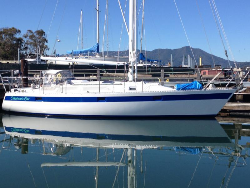 George's Boat - Neptune's Car