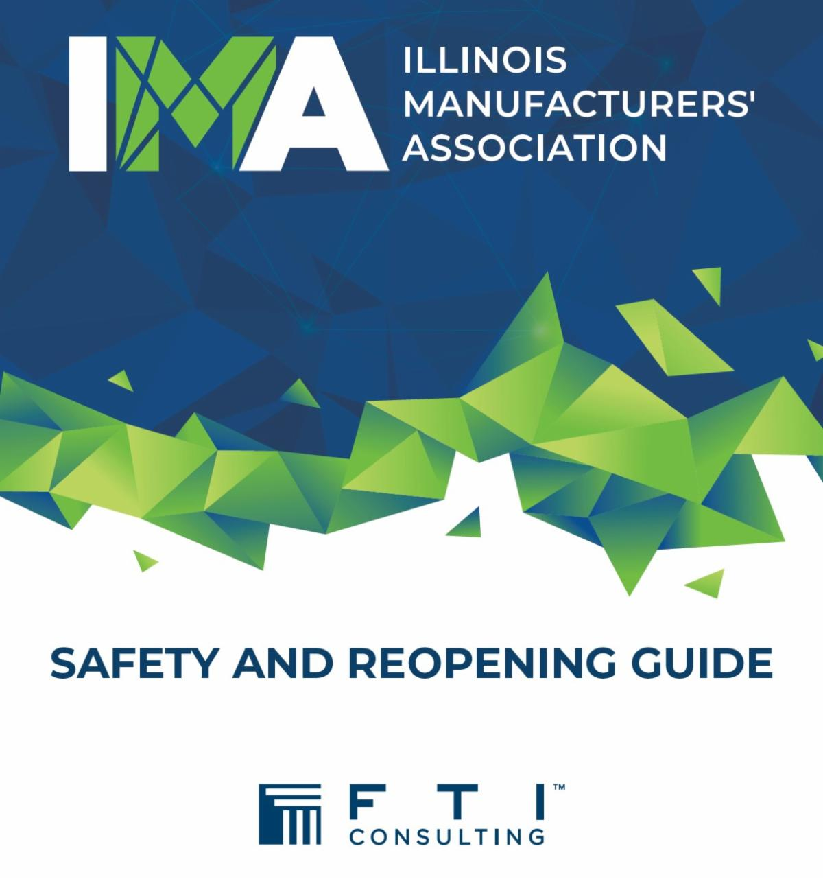 IMA Safety and Reopening Guide (PDF)
