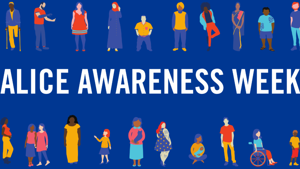ALICE Awareness Week Header Image
