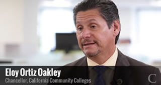Chancellor Eloy Ortiz Oakley