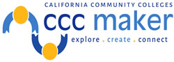 California Community Colleges CCC Maker logo