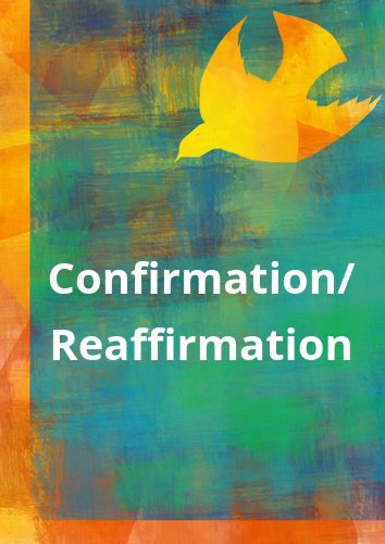 Holy Spirit_ Pentecost or Confirmation symbol with a dove. Abstract modern religious digital illustration background