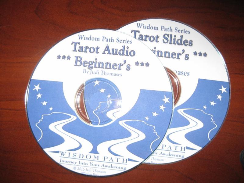 Tarot Course set