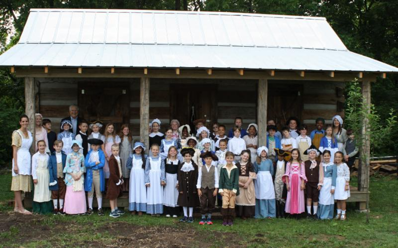 Colonial Day