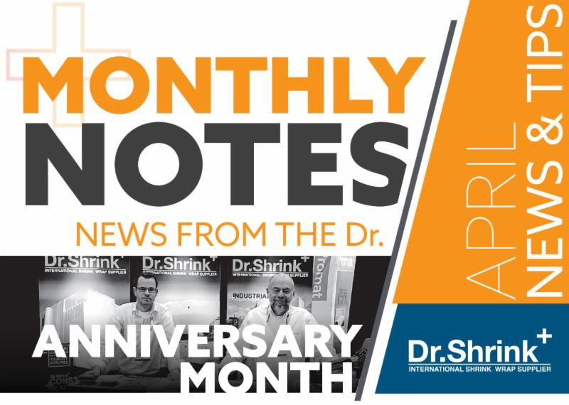 Monthly Email Newsletter From Dr. Shrink
