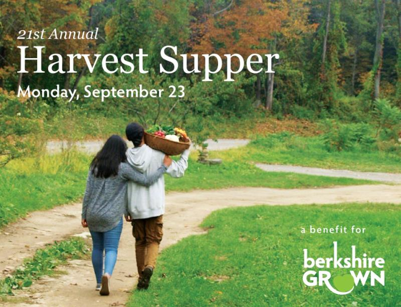 Harvest Supper 2019 Save the Date