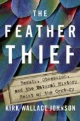 Feather Thief Book Cover