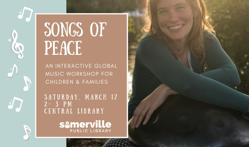 songs of peace promotion