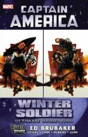 Captain American Winter Soldier book cover