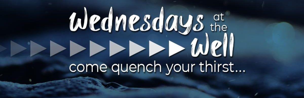 Wednesdays @ the Well 2019 Logo Slide