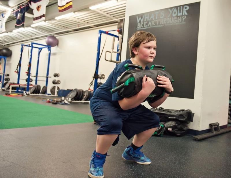 7 Reasons Kids Should Strength Train