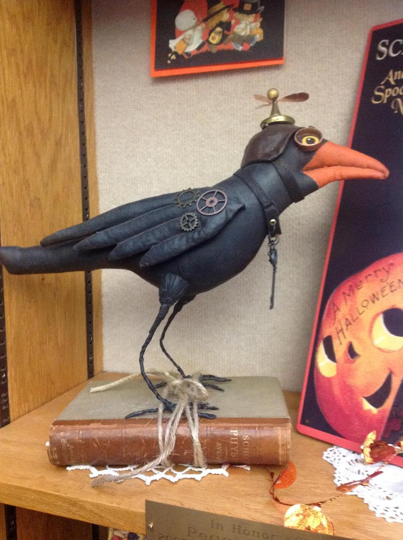 Crow Folk Art