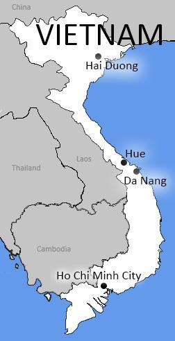 Vietnam Sites