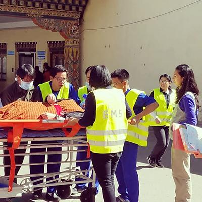 Emergency Medicine in Bhutan