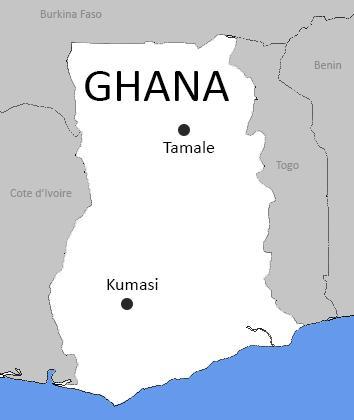 Ghana Sites